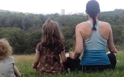 Tips for parents who would like to teach their kids meditation
